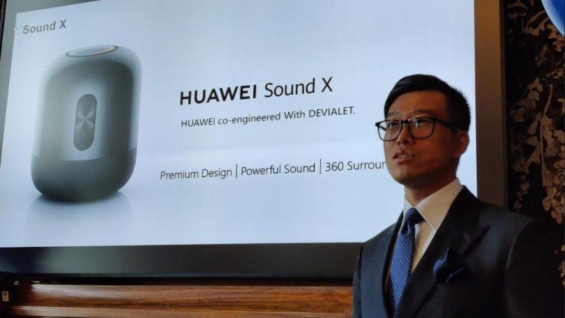 Huawei Celia: Der er brug for stemmeassistenten Celia i...