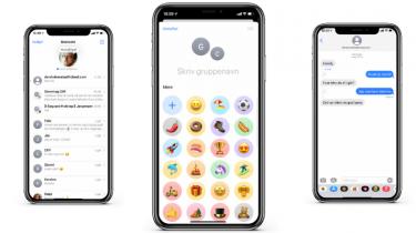 Guide: Nye funktioner i besked appen i iOS 14