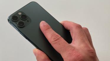 Guide: Sådan aktiverer du Tryk på bagsiden på iPhone