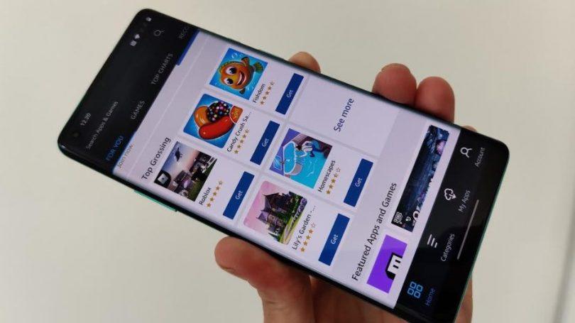 Android 12 gør det lettere at installere apps...