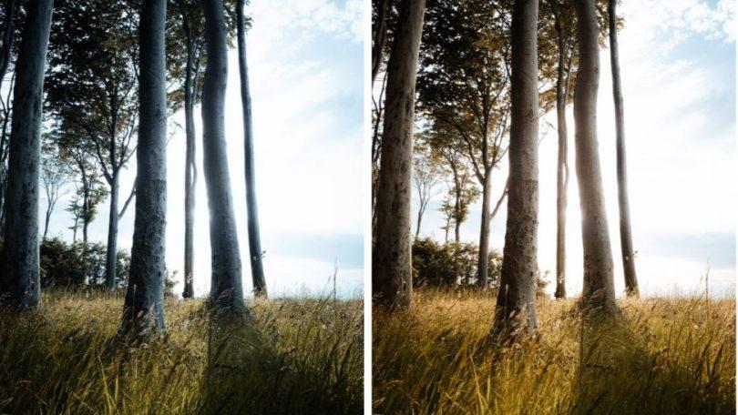 OnePlus Nord har fotofiltre udviklet af verdenskendt fotograf