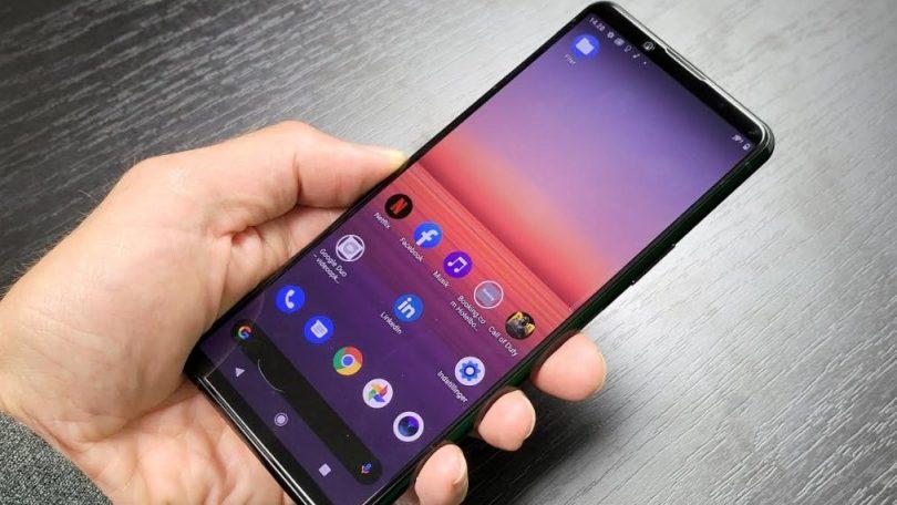 Første indtryk og test af Sony Xperia 5 II – elegant Android