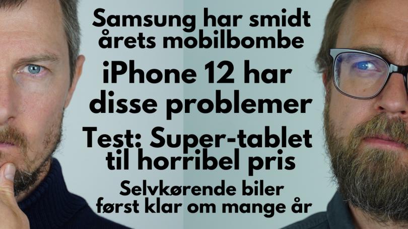 iPhone 12 vil døje med disse alvorlige problemer