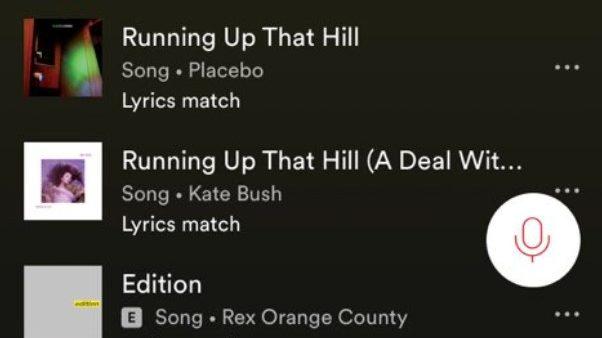 Spotify giver mulighed for at søge sange efter teksten