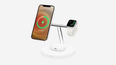 Apples iPhone 12 kan lade op dobbelt så hurtigt trådløst