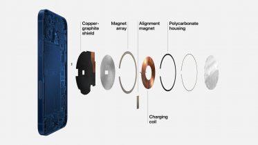 Apple introducerer MagSafe på iPhone 12
