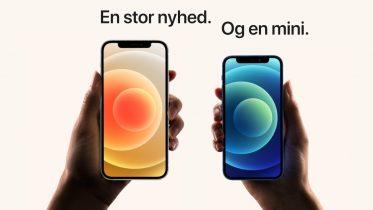 iPhone 12 mini: Til dig, der er træt af store mobiler