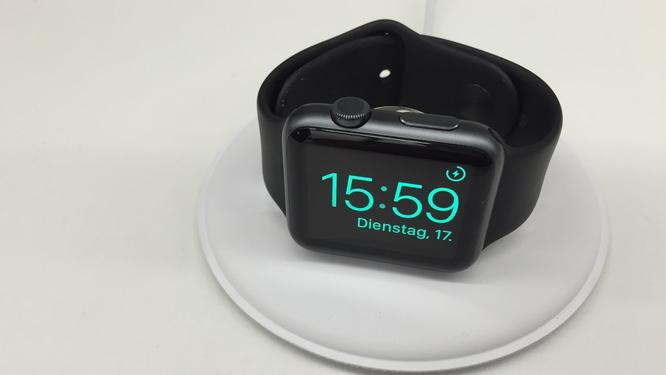 Apple fixer alvorligt problem med batteriet på Watch