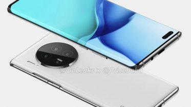 Huawei sætter dato for Mate 40 lancering