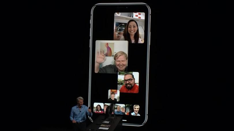 FaceTime får en iPhone 12-opgradering i pandemitid