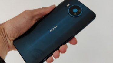 Første indtryk og test af Nokia 8.3 – den er stor!