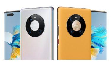 Huawei Mate 40 Pro – verdens bedste kameratelefon