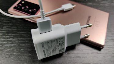 Samsung fjerner måske opladeren fra mobilæsken