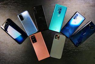 Her er de ti bedste telefoner lige nu (oktober 2020)