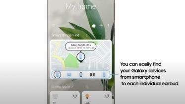 Samsungs SmartThings Find finder offline Galaxy-enheder