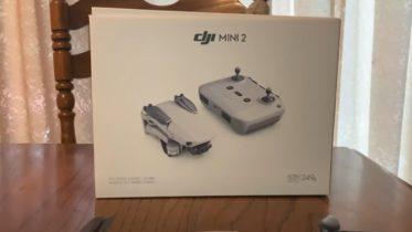 DJI Mini 2 4K-drone med batteritid på 31 minutter lækket