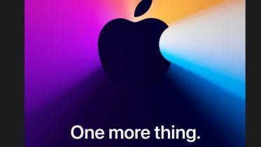 One more thing: Apple har lige en ting mere i 2020