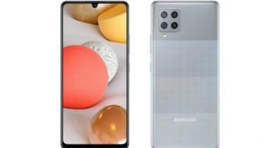 Samsung Galaxy A42 5G – 5G-mobil under 3.000 kroner