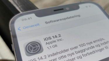 iOS 14.2 klar til iPhone – de vigtigste nyheder og fejlrettelser