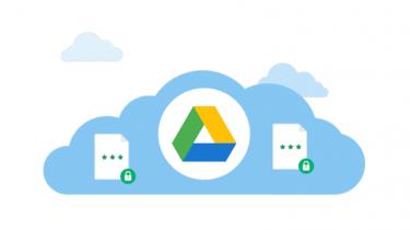 Google Drive kan få kryptering af filer offline på Android-enheder