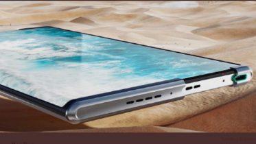 Galaxy Z Fold S : Mobil med rulle-ud-skærm