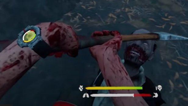 The Walking Dead: Saints & Sinners til Oculus Quest – årets spil?