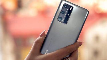 Huaweis smartphoneandel kan skrumpe meget i 2021