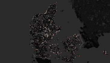 Her står det værst til med mobildækningen i Danmark
