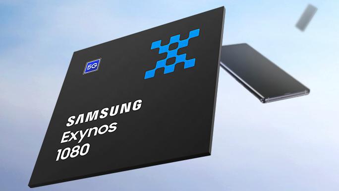 Samsung Exynos 1080 understøtter 144Hz skærmopdatering