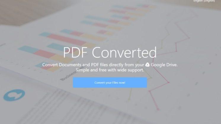 Google Docs forbedrer import af PDF'er