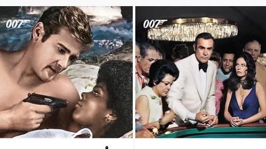 Hvordan ser man gratis James Bond-film på YouTube?