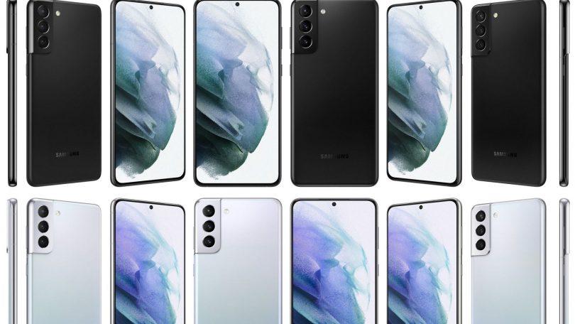 Alle specifikationer på Samsung Galaxy S21 Ultra lækket