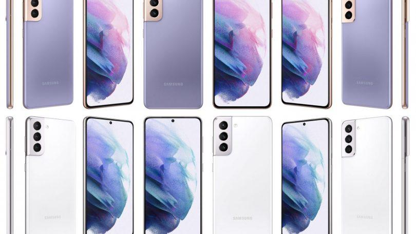Samsung fjerner skattet funktion på Galaxy S21 og S21+