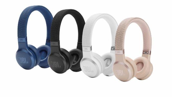 JBL LIVE 460NC – billigt headset med 50 timers batteritid