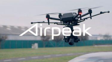 Sony Airpeak – første kig på Sonys drone