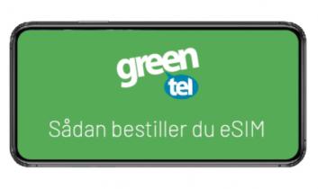 Lavprisselskabet Greentel klar med eSIM til telefoner
