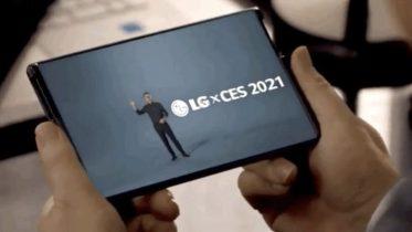 LG Rollable telefon er en realitet – kommer i år