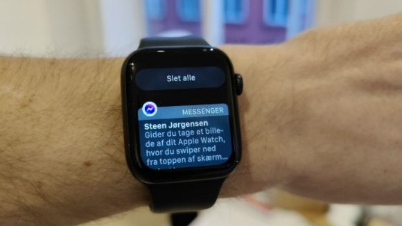 Fjern alle notifikationer på Apple Watch – lynguide