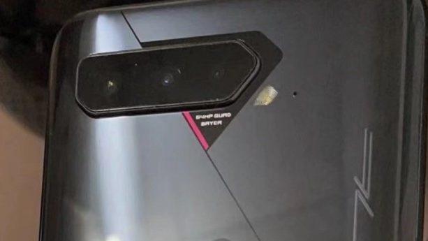 Asus Rogphone 4 lækket på billede med 6.000 mAh batteri