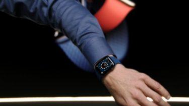 Apple dominerede markedet for wearables i 2020
