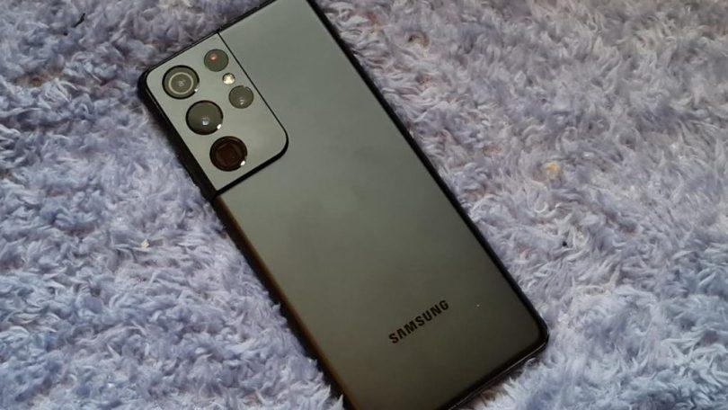 Test af Samsung Galaxy S21 Ultra – tilbage på sporet