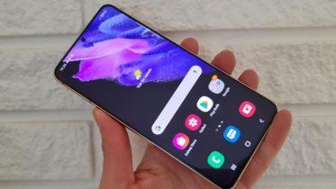 Test af Samsung Galaxy S21+ : Større = bedre?