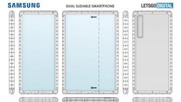 Samsung kan også være i gang med en rulbar mobil