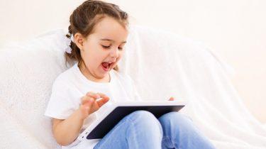 Øje-tracking: Skærme smadrer børns koncentration