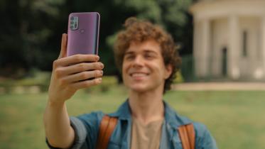 Motorola Moto G30 – billig mobil med fine specifikationer