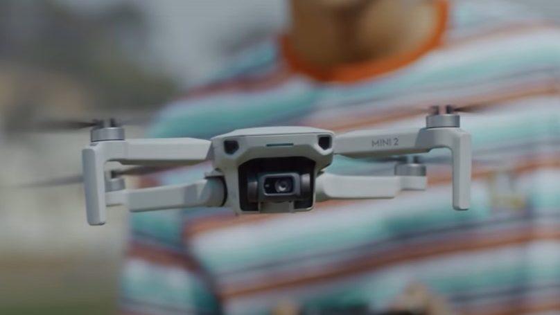 DJI FPV-dronen unboxed og afsløret – kan komme snart