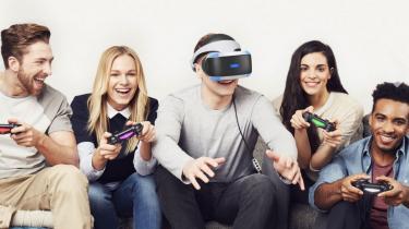 Sony arbejder på næste generations VR-headset og controller til PS5
