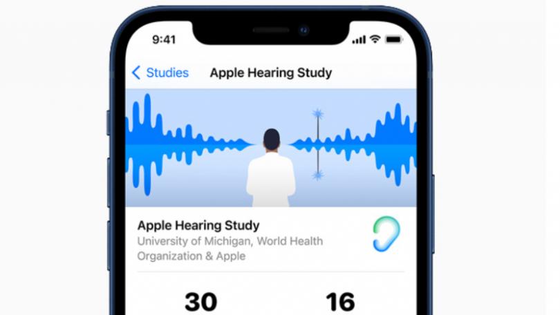 Apple offentliggør høretest: Mange udsættes for for meget støj