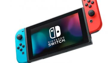 Nintendo på med opdateret Switch med større OLED-skærm