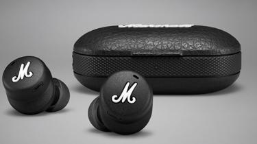 Marshall præsenterer Mode II trådløse in-ear høretelefoner